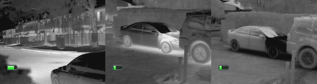 Thermal IR Scope